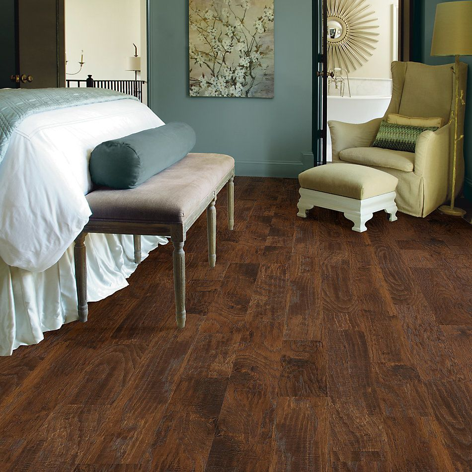Shaw Floors Home Fn Gold Hardwood Leesburg 2 -6 3/8″ Ginger 07002_HW607