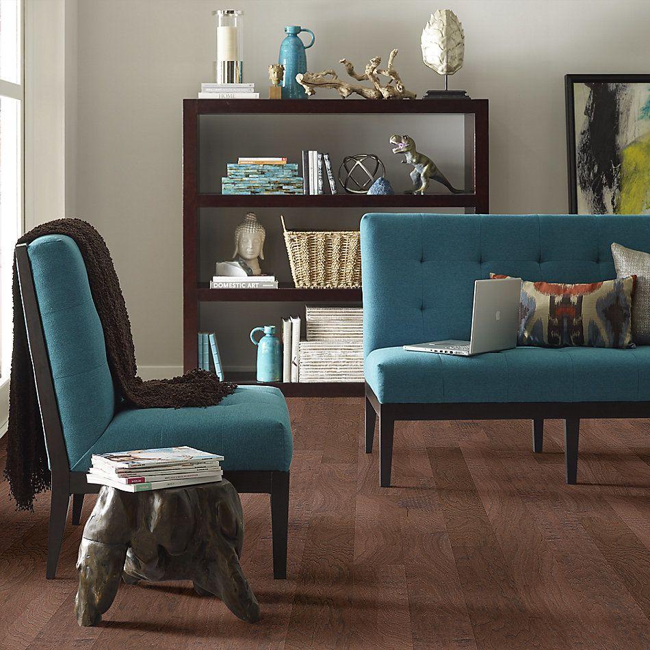 Shaw Floors Shaw Hardwoods Confirm Ginger 07002_SMW08