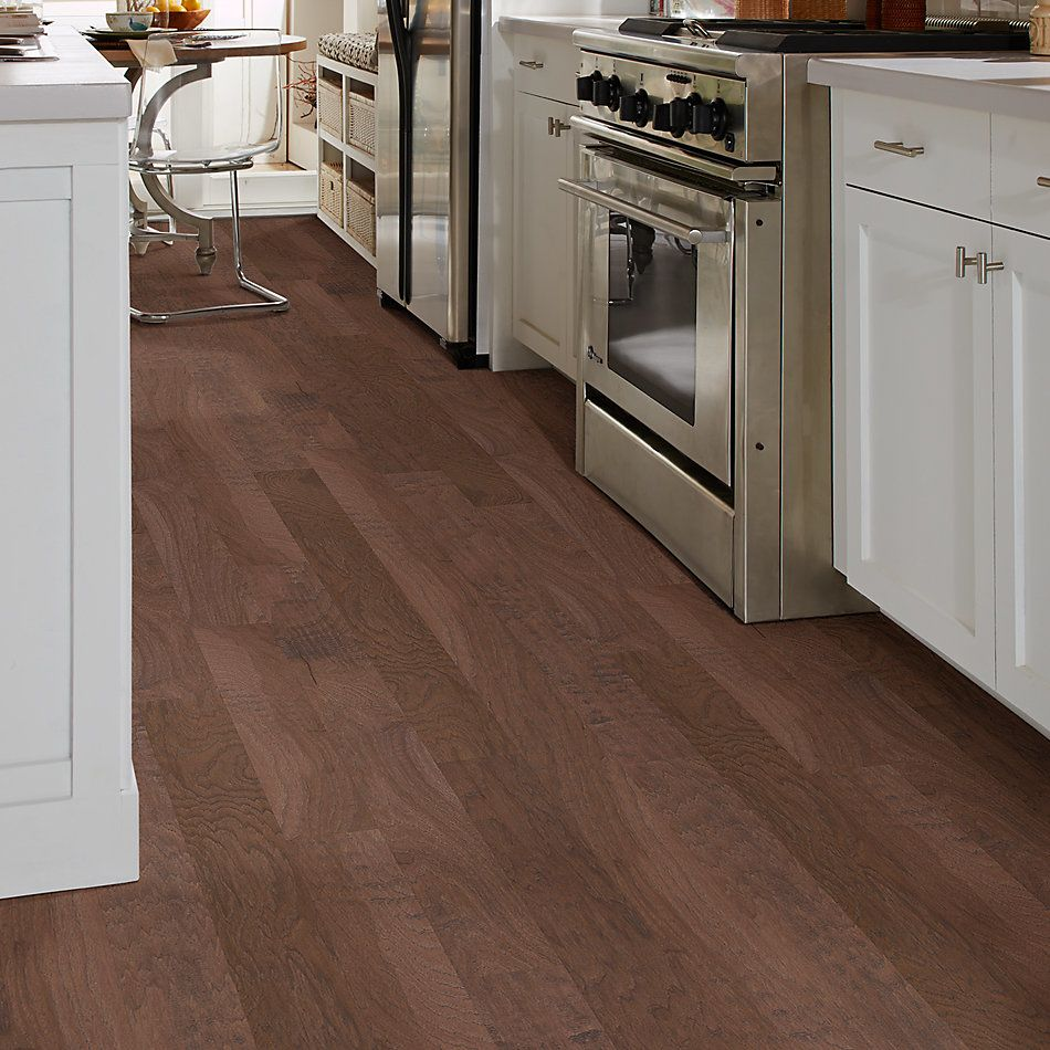 Shaw Floors Shaw Hardwoods Sequoia Hickory 5 Canyon 07002_SW539