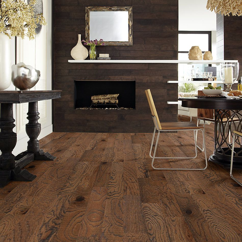 Shaw Floors Home Fn Gold Hardwood Riverbend 2 River Bank 07008_HW602