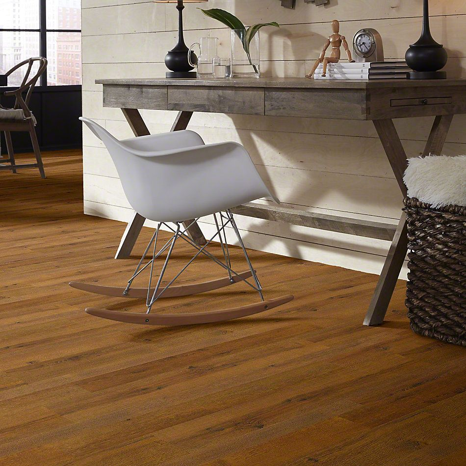Shaw Floors Versalock Laminate Designer Choice Spice Brown 07010_SL086