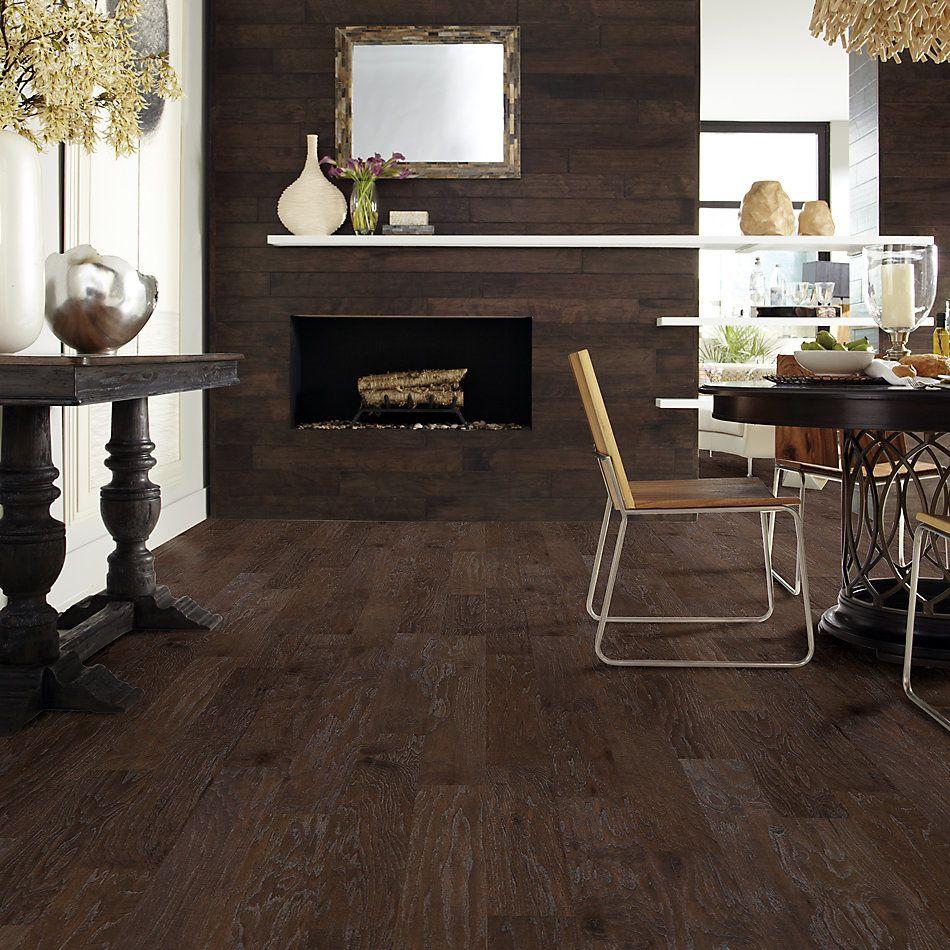 Shaw Floors Duras Hardwood Gallatin Hickory Veranda 07012_HW592