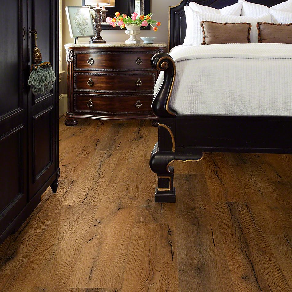 Shaw Floors Versalock Laminate Vision Works Tuscan Brown 07024_SL104