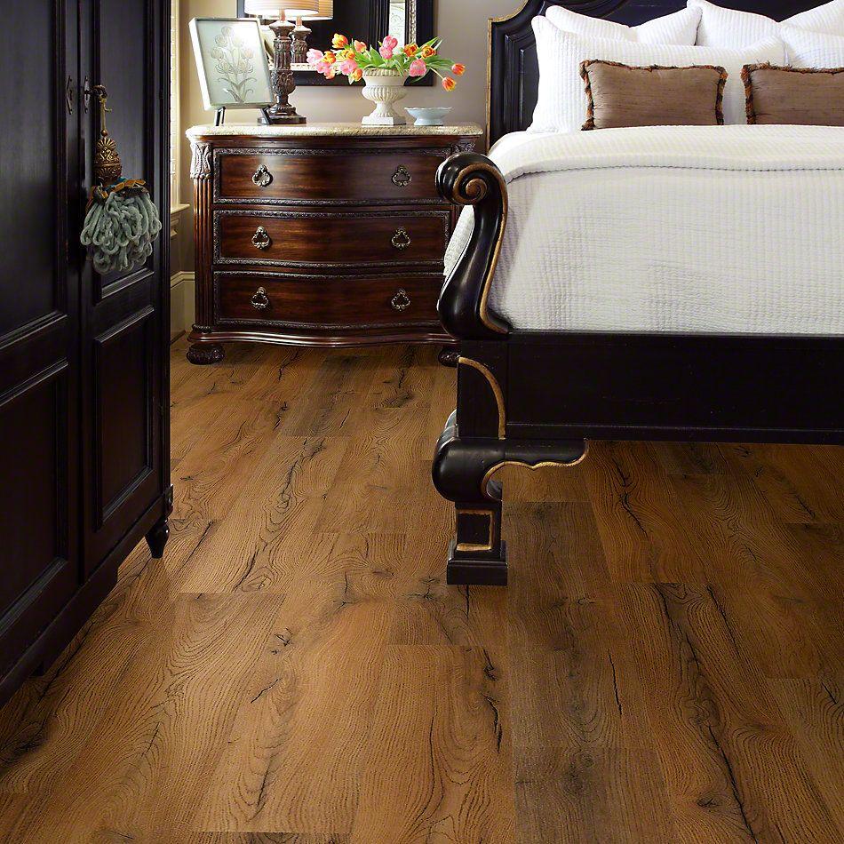 Shaw Floors Versalock Laminate Vision Works Tuscan Brown 07024_SL104
