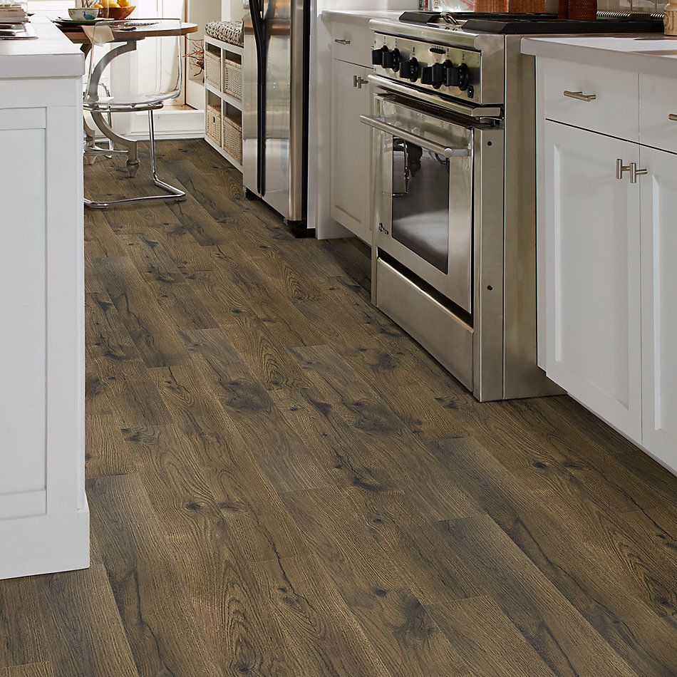 Shaw Floors Versalock Laminate Union Peak Cabana Brown 07025_HSS70
