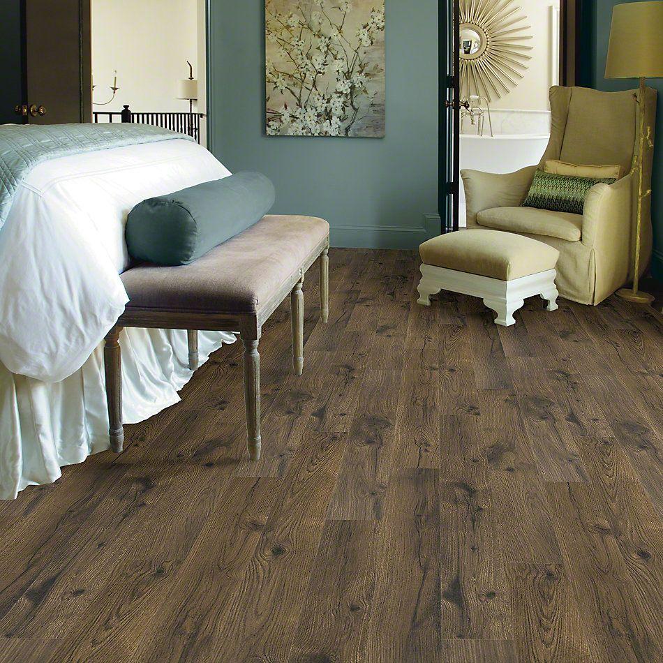 Shaw Floors Versalock Laminate Cove Cabana Brown 07025_SML06