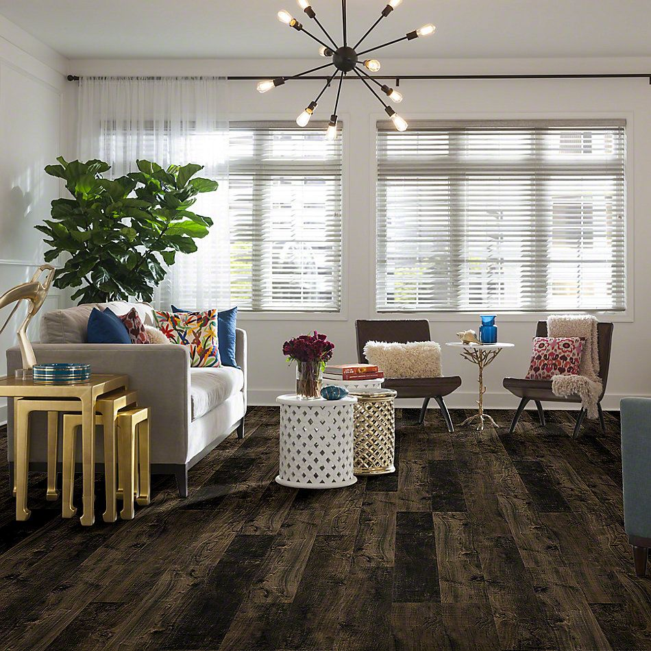 Shaw Floors Versalock Laminate Colonial Iconic Brown 07026_SML01