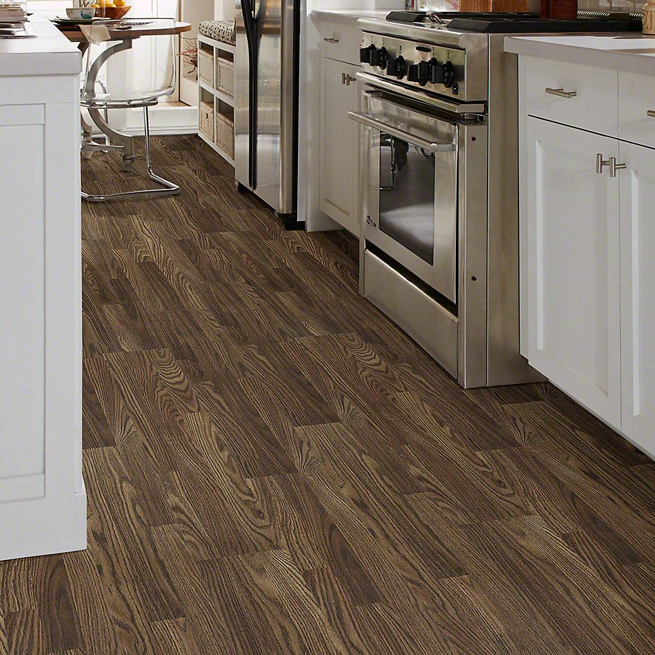 Shaw Floors Versalock Laminate Classic Concepts Brownstone Oak 07028_SL111