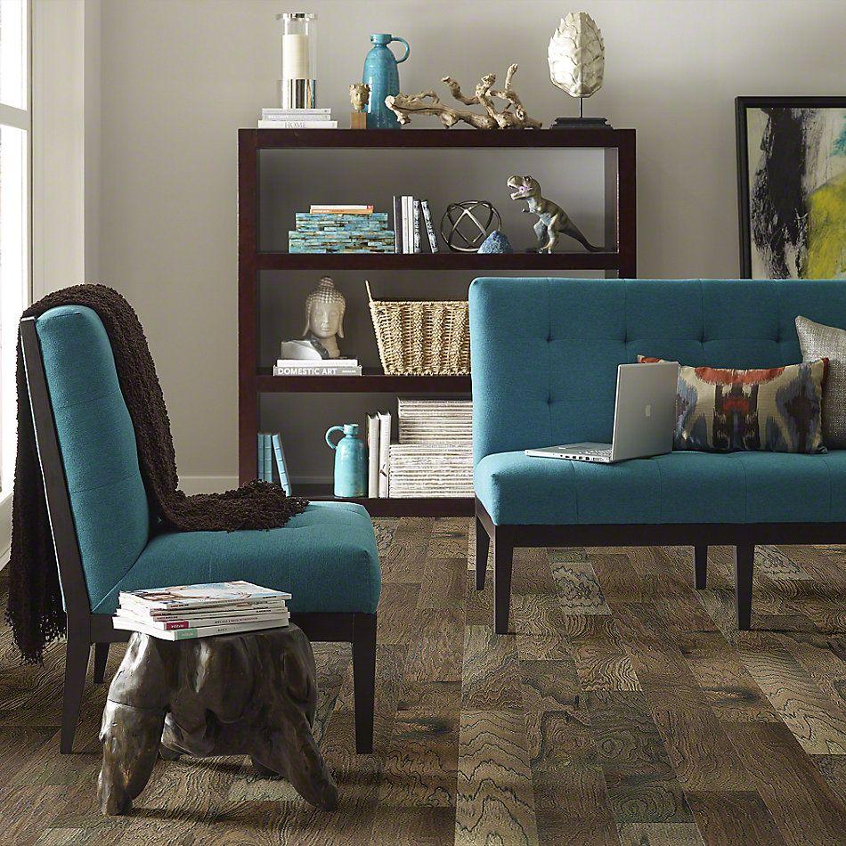 Shaw Floors SFA Raven Rock Brushed Chestnut 07035_220SA