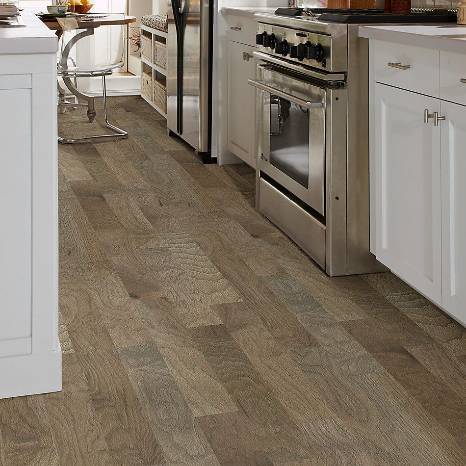Shaw Floors Home Fn Gold Hardwood Campbell Creek Smooth Chestnut 07035_HW669