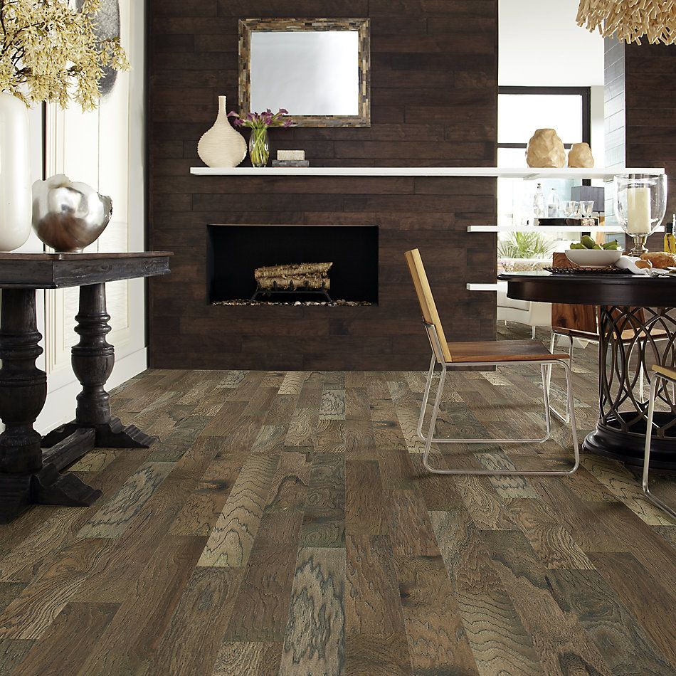 Shaw Floors Home Fn Gold Hardwood Campbell Creek Brushed Chestnut 07035_HW670