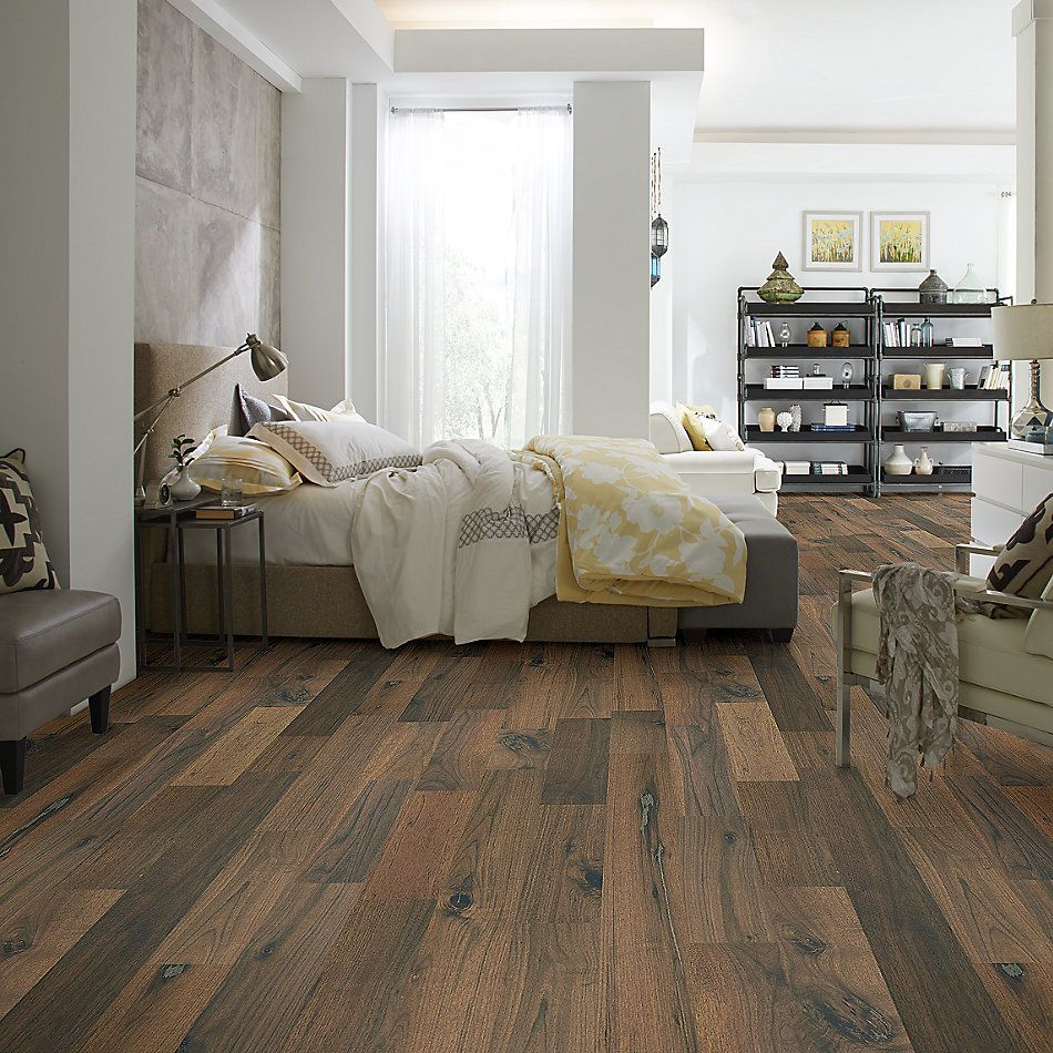 Shaw Floors Floorte Exquisite Warm Walnut 07053_CWFW1