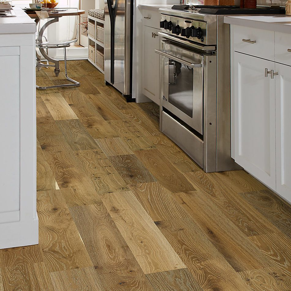 Shaw Floors Home Fn Gold Hardwood Perspectives Artistry 07063_HW707