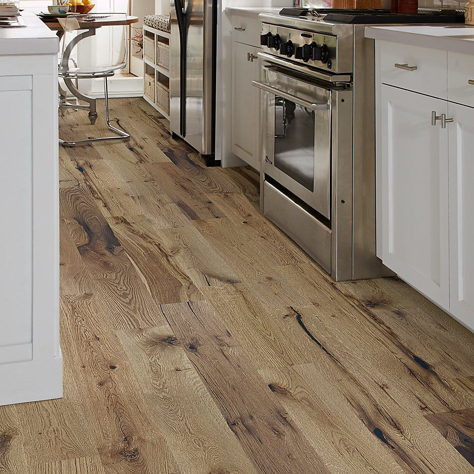 Shaw Floors Duras Hardwood Impressions White Oak Woodlands 07066_HW661