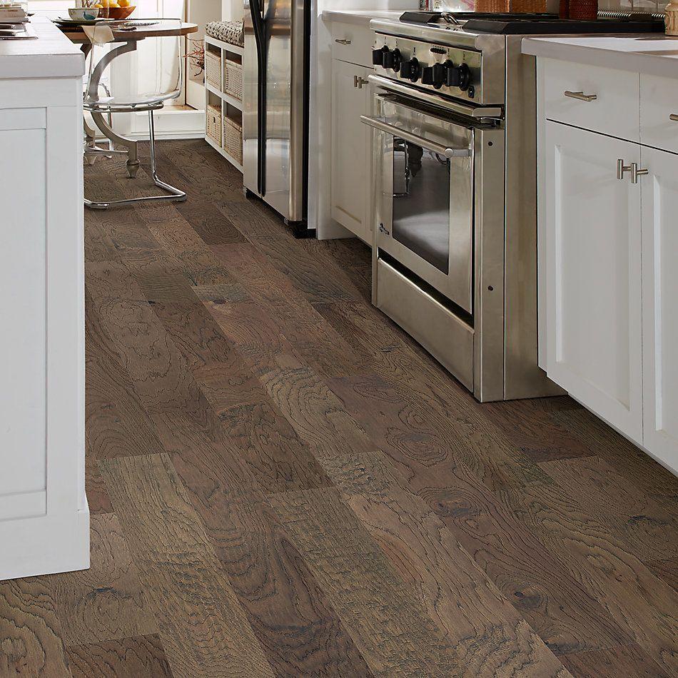 Shaw Floors Home Fn Gold Hardwood Wayward Hickory 6 3/8″ Shearling 07072_HW717
