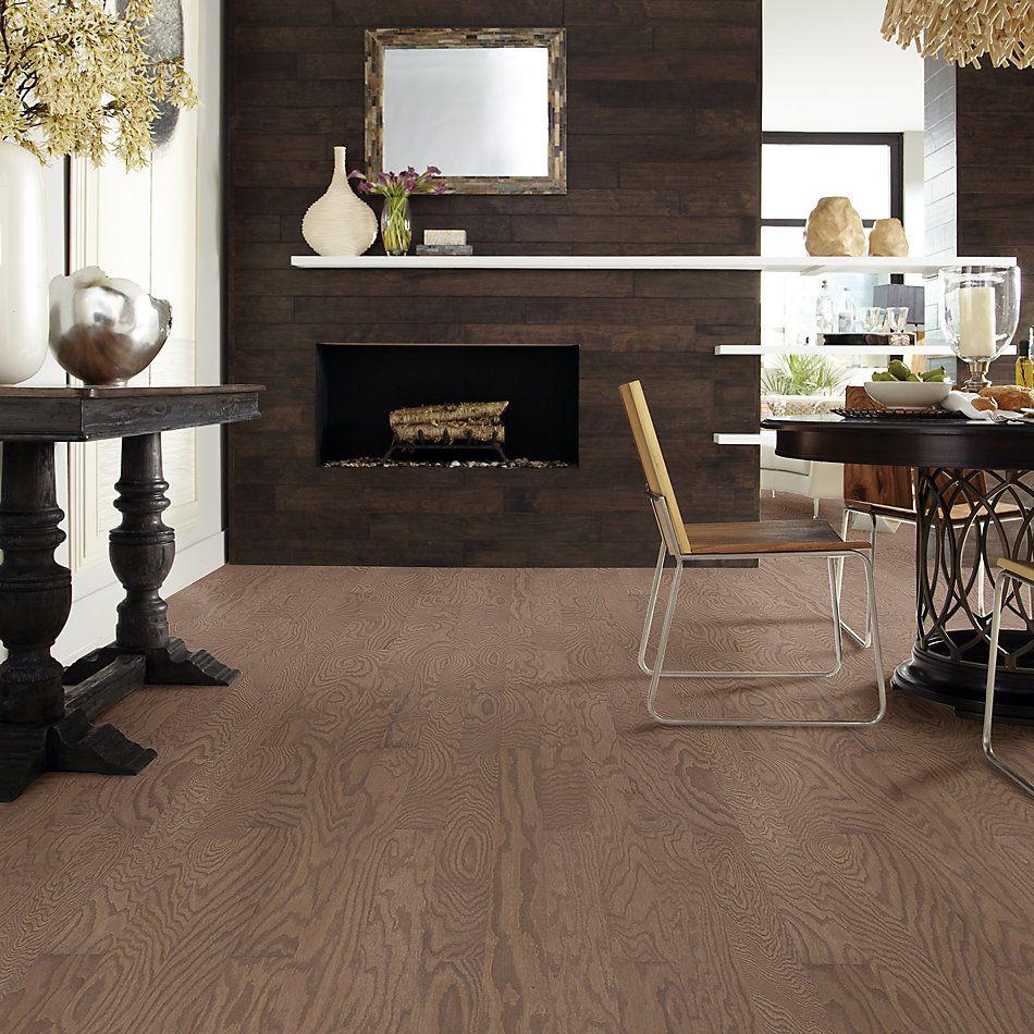 Shaw Floors Duras Hardwood All In II 3.25 Flax Seed Lg 07087_HW581