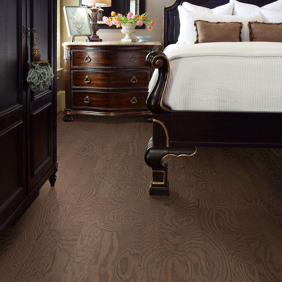 Shaw Floors Duras Hardwood All In II 3.25 Flax Seed Lg 07087_HW581