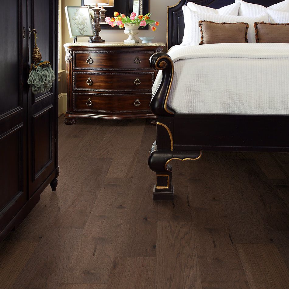 Shaw Floors Home Fn Gold Hardwood Oasis Hickory Tranquility 07097_HW715