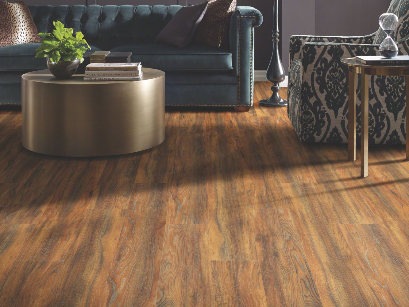 Shaw Floors Vinyl Residential Endura 512c Plus Auburn Oak 00698_0736V