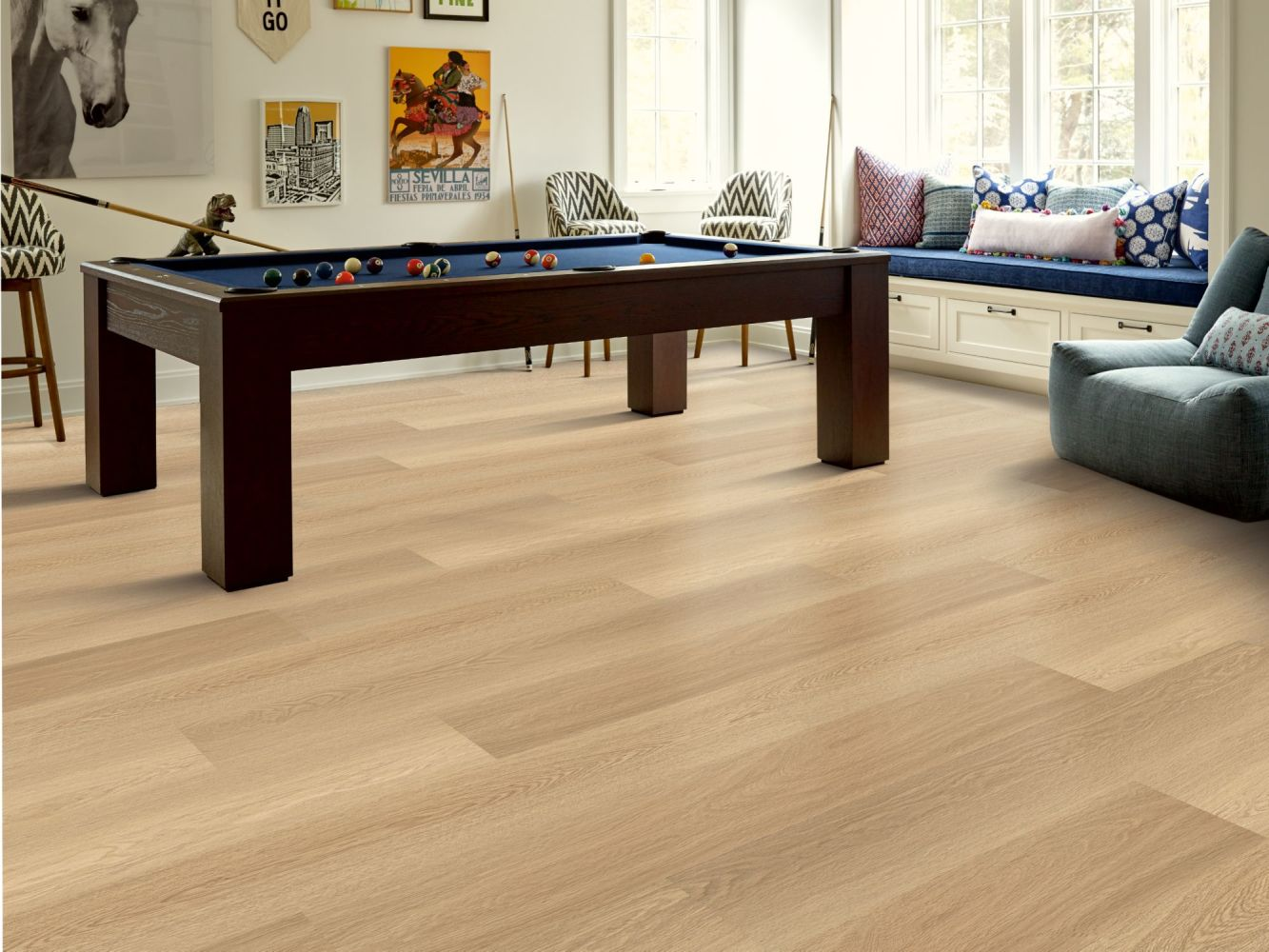 Shaw Floors Vinyl Residential Endura 512c Plus Castaway 07087_0736V