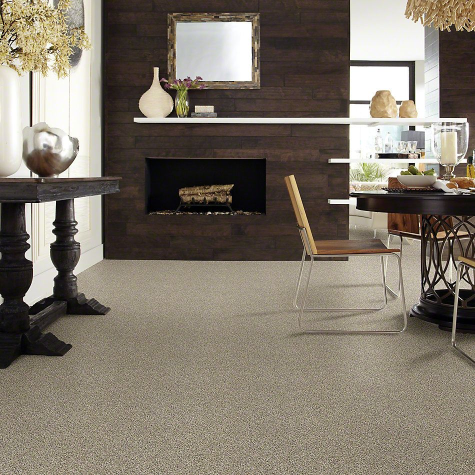 Shaw Floors Caress By Shaw Softly Surreal Classic III Walnut Shell 0750A_BCC07