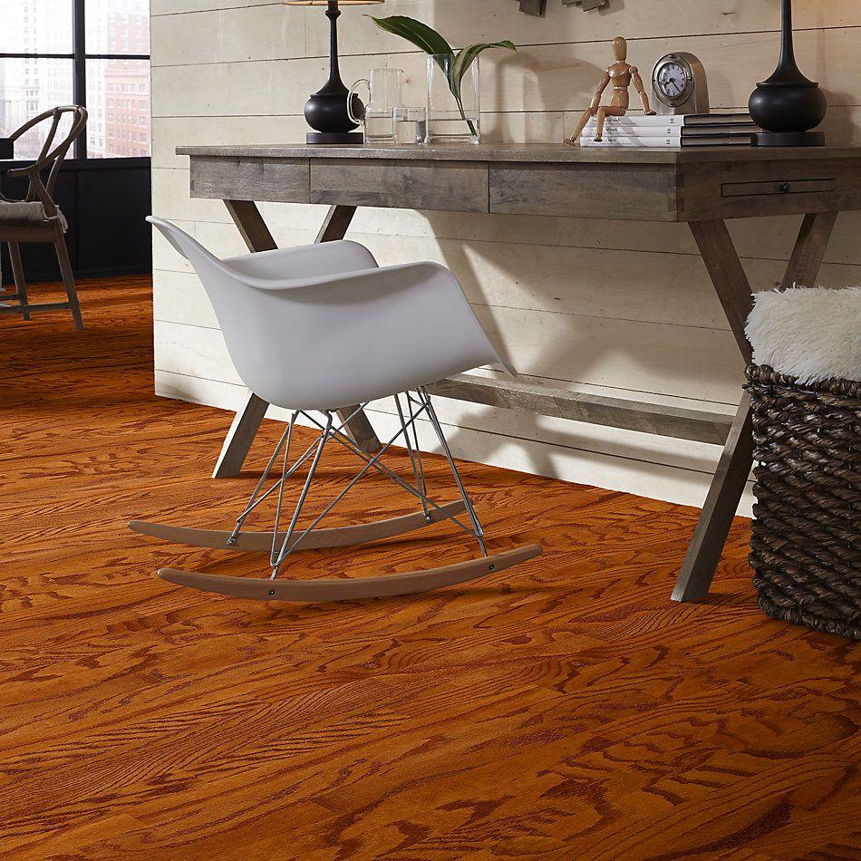 Shaw Floors Home Fn Gold Hardwood Ruger Oak 3 Gunstock 08002_HW537
