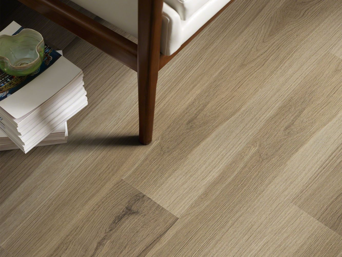 Shaw Floors Resilient Residential Endura 512g Plus Almond Oak 00154_0802V