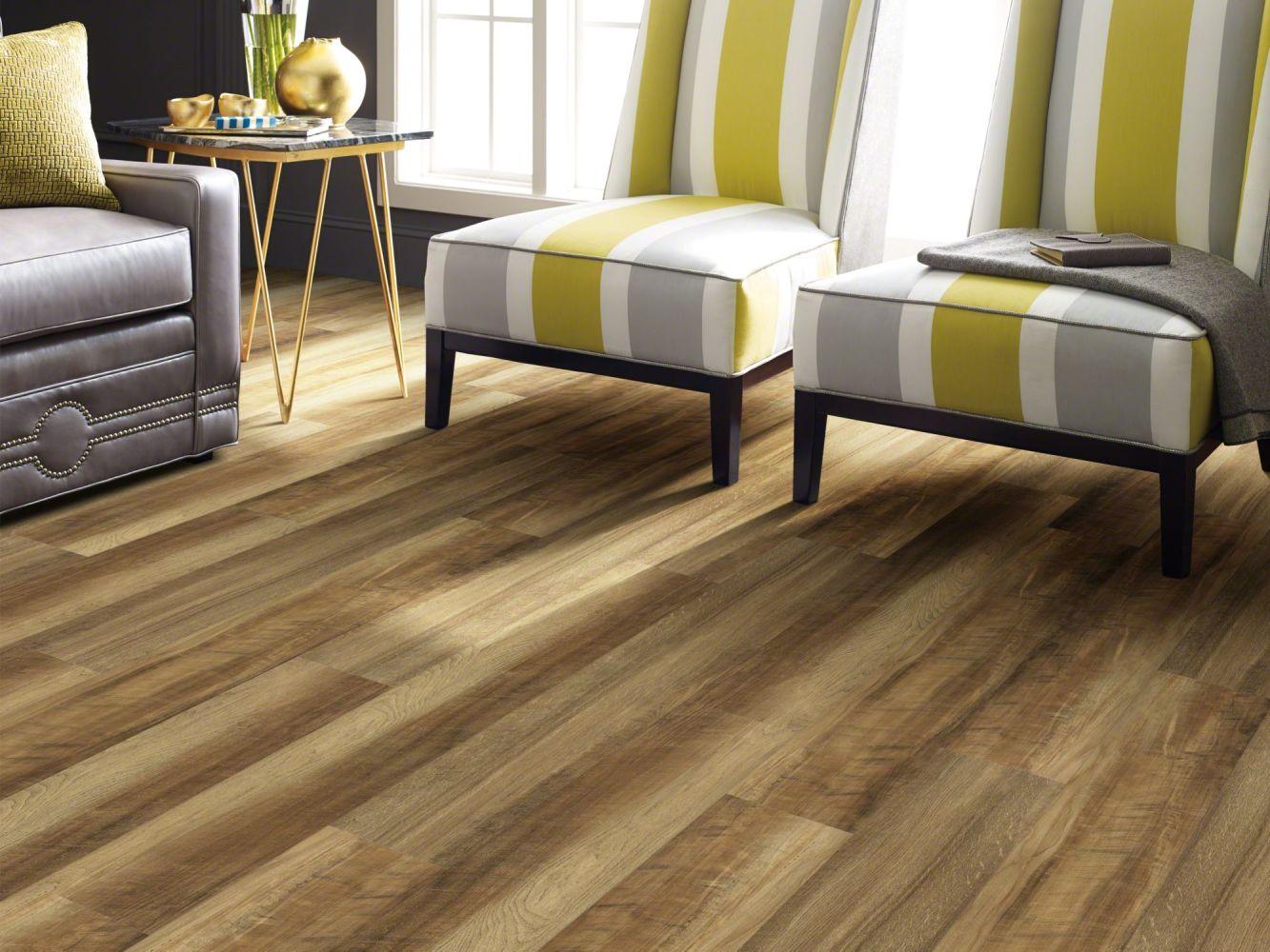 Shaw Floors Resilient Residential Endura 512g Plus Tawny Oak 00203_0802V