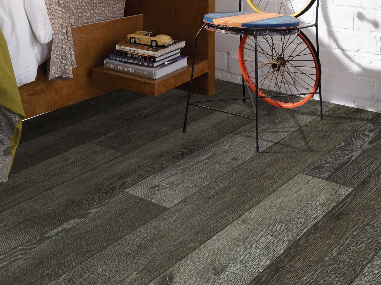 Shaw Floors Vinyl Residential Messina HD Plus Ebano Oak 00904_0850V