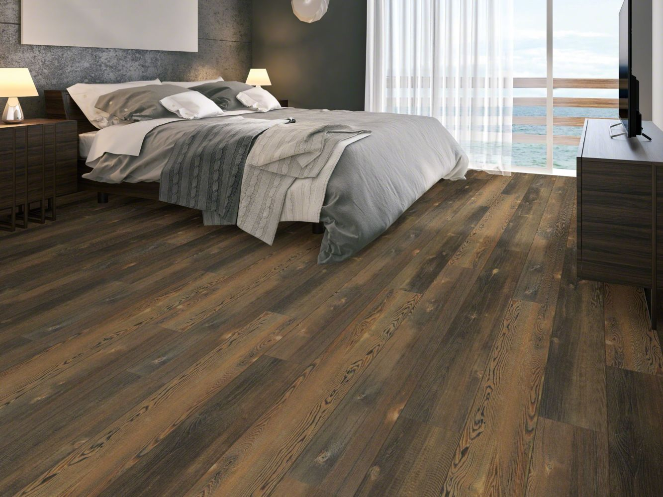 Shaw Floors Resilient Residential Blue Ridge Pine 720c HD Plus Forest Pine 00812_0864V