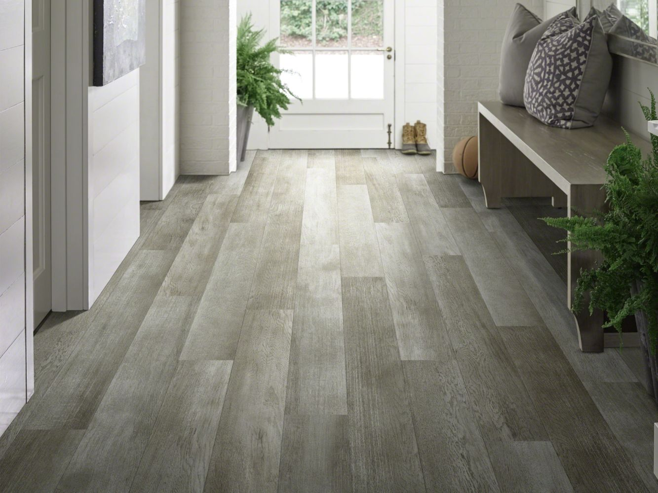 Shaw Floors Resilient Residential Three Rivers 20 Steel City 00174_0882V
