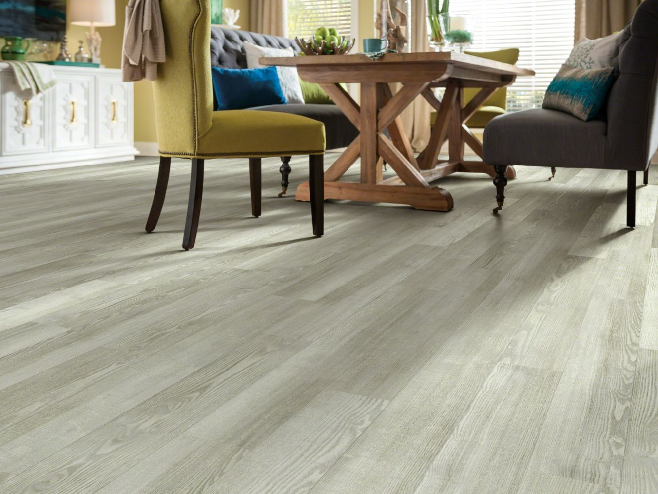 Shaw Floors Resilient Residential Three Rivers 20 Cotton Block 05013_0882V