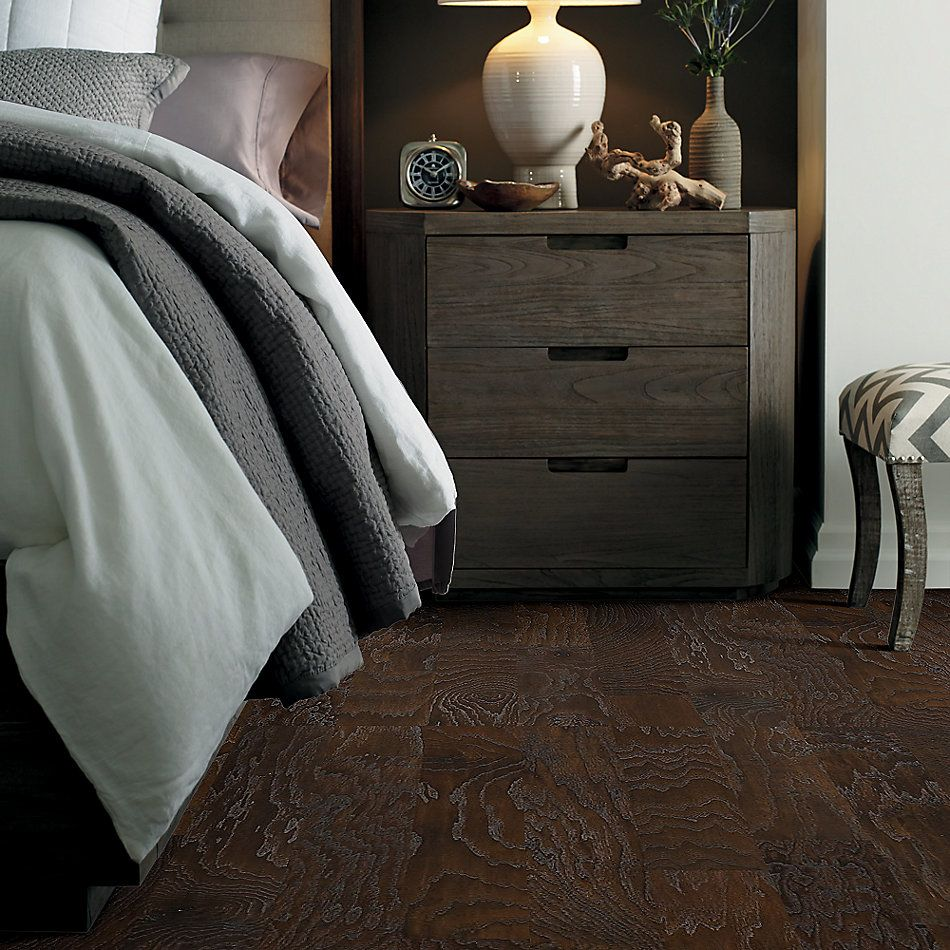 Shaw Floors Home Fn Gold Hardwood Leesburg 2 – Mixed Clove 09000_HW619