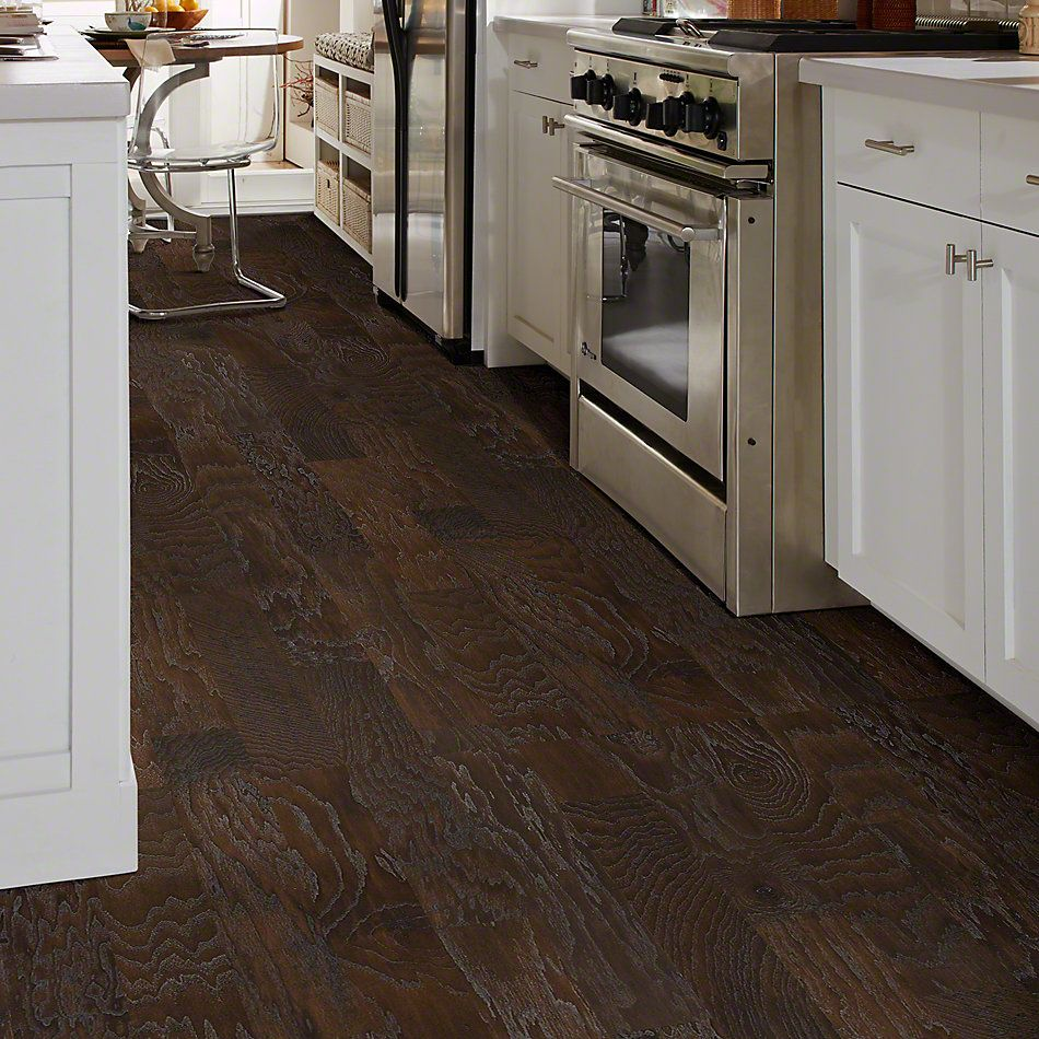 Shaw Floors Shaw Hardwoods Sequoia Hickory 5 Bearpaw 09000_SW539
