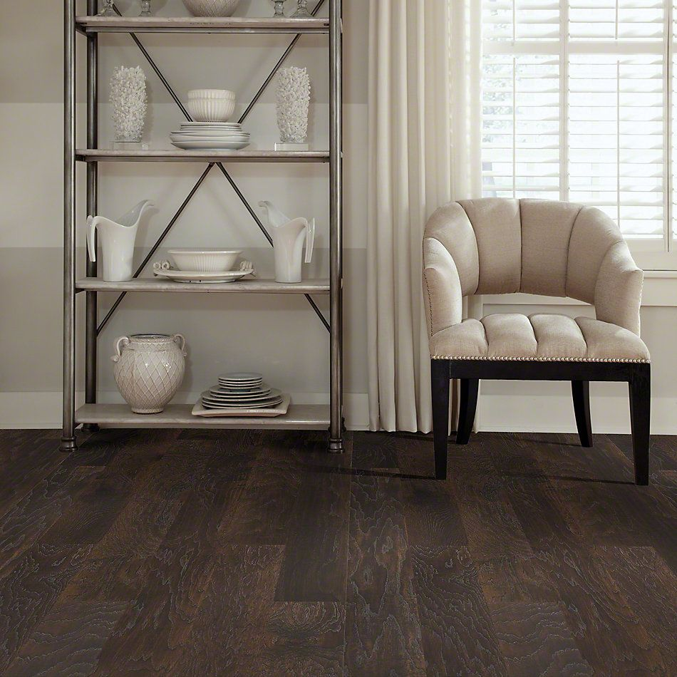 Shaw Floors Shaw Hardwoods Sequoia 6 3/8 Bearpaw 09000_SW545