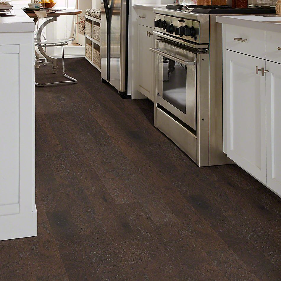Shaw Floors Shaw Hardwoods Mineral King 5 Bearpaw 09000_SW558
