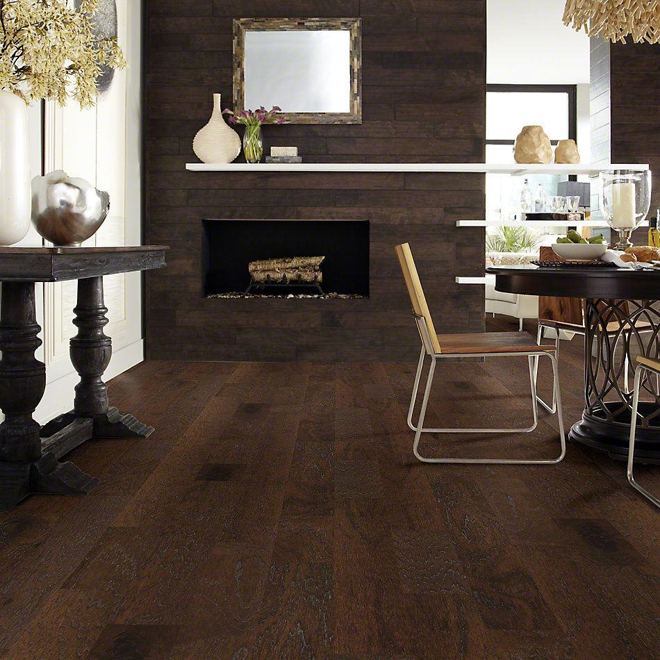 Shaw Floors Shaw Hardwoods Mineral King 6 3/8 Bearpaw 09000_SW567