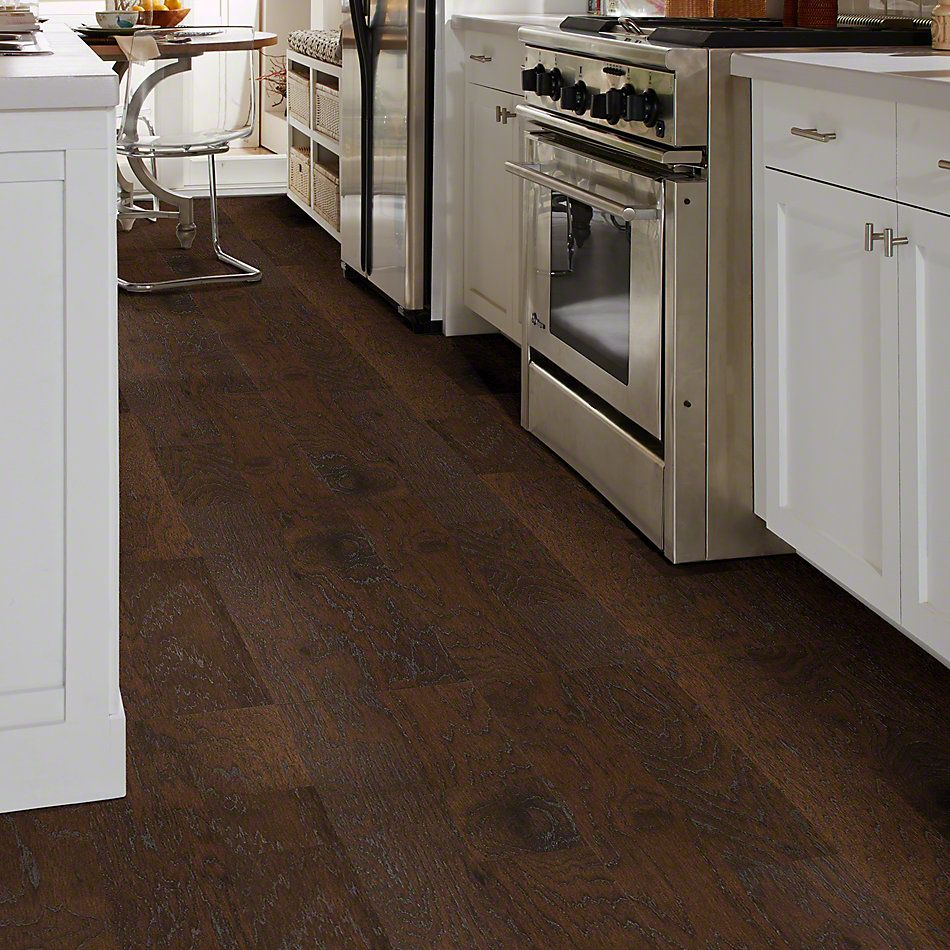 Shaw Floors Shaw Hardwoods Mineral King 6 3/8 Bearpaw 09000_SW567