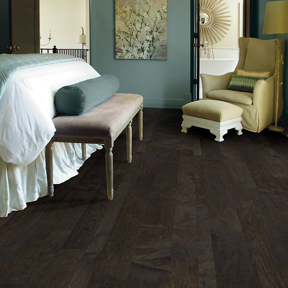 Shaw Floors Dr Horton Clearlake Maple – Mixed Midnight 09003_DR678