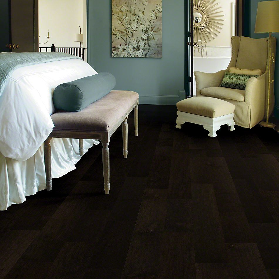 Shaw Floors Shaw Hardwoods Pacific Grove Midnight 09003_SW594