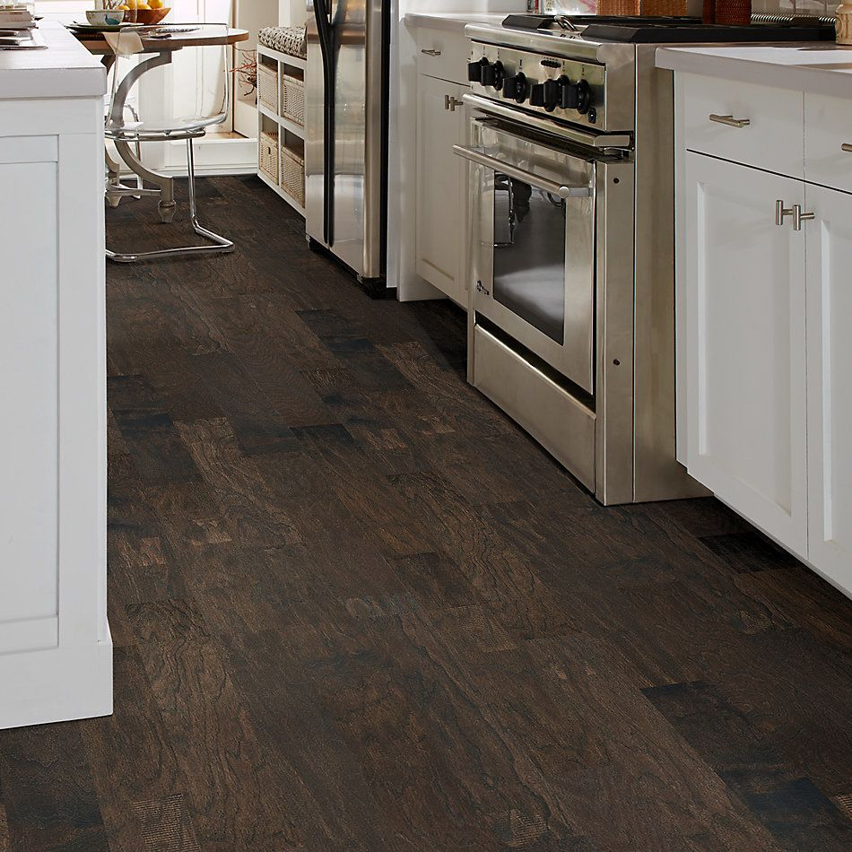 Shaw Floors Shaw Hardwoods South Fork Espresso 09014_SW672