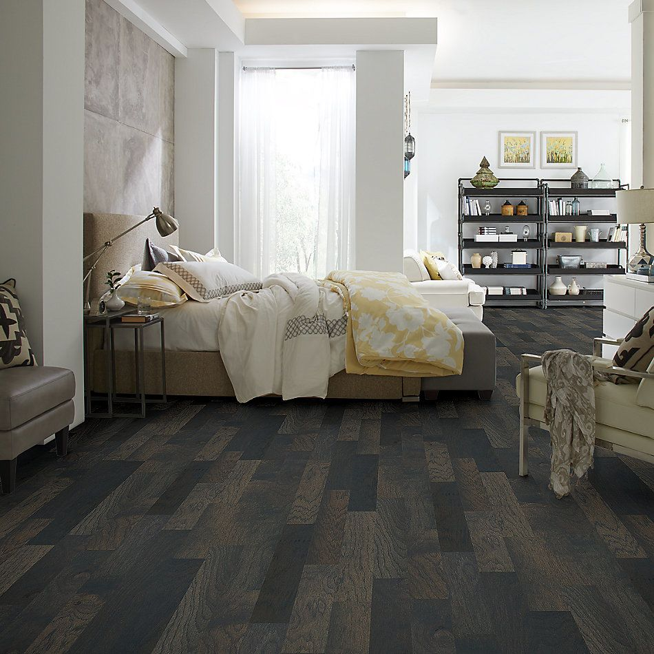 Shaw Floors Home Fn Gold Hardwood Campbell Creek Smooth Sable 09022_HW669