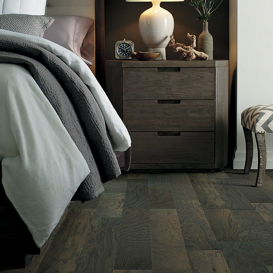 Shaw Floors Home Fn Gold Hardwood Campbell Creek Brushed Sable 09022_HW670