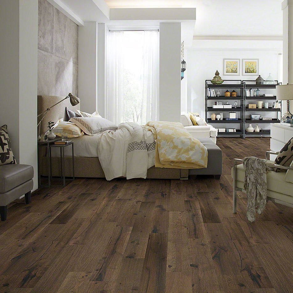 Shaw Floors Repel Hardwood Reflections Hickory Majestic 09023_SW673