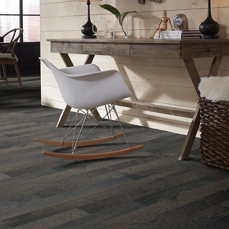 Shaw Floors Home Fn Gold Hardwood Flat Iron 5 Kohl 09044_HW711