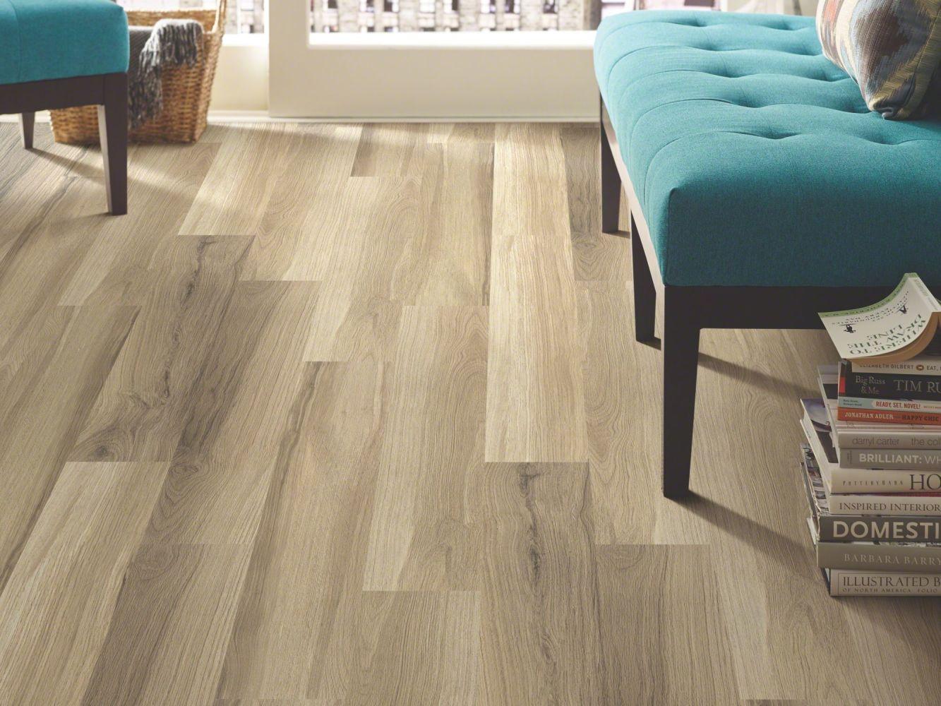 Shaw Floors Resilient Residential Vigor 512c Plus Almond Oak 00154_0935V