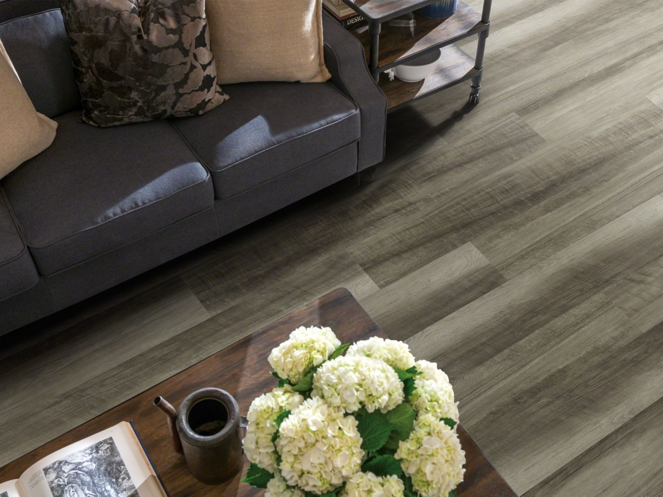 Shaw Floors Resilient Residential Vigor 512c Plus Oyster Oak 00591_0935V