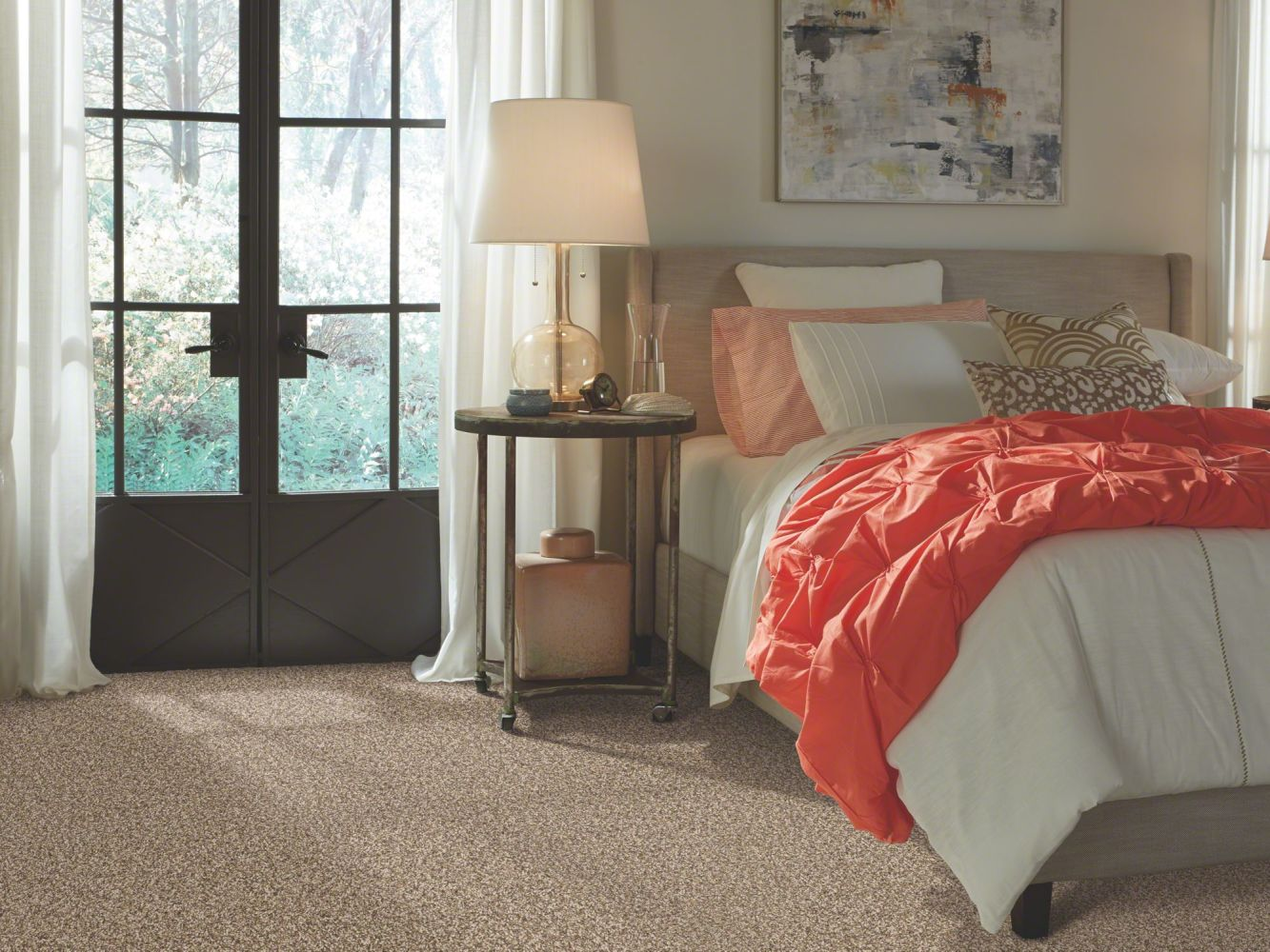 Shaw Floors SFA Decorate With Me I Winter White 00110_0C183