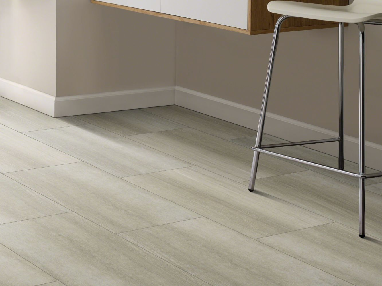 Shaw Floors Resilient Residential Paragon Tile Plus Ash 01008_1022V