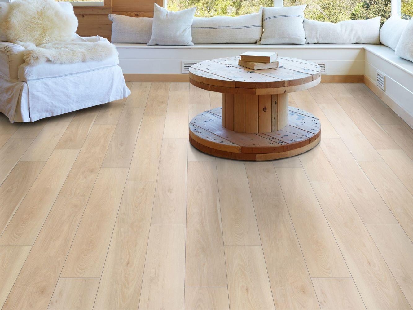 Shaw Floors Resilient Residential Pantheon Hd+ Natural Bevel Alabaster 01098_1051V